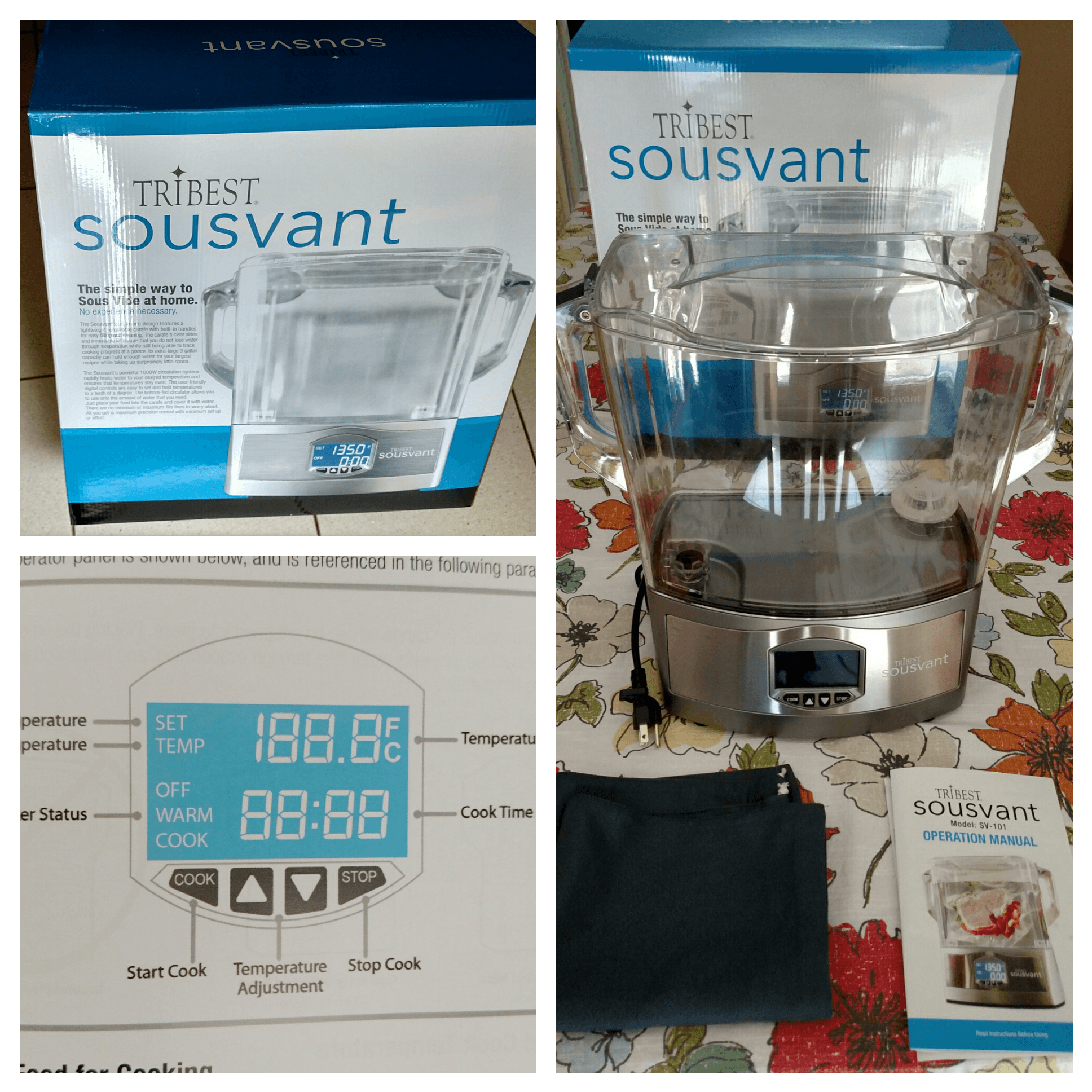 Unboxing the Sousvant
