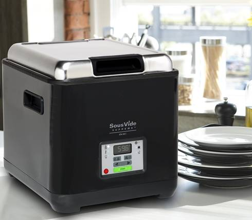 exterior of the SousVide Supreme Demi