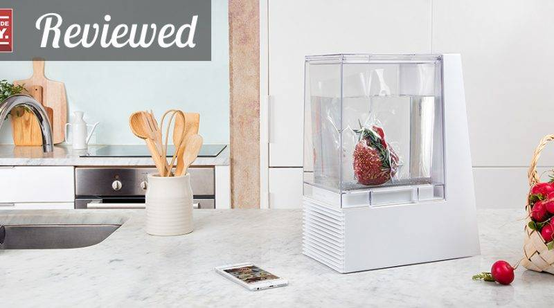 Mellow sous vide review