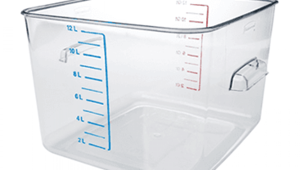 Best Water Containers for Sous Vide Immersion Circulators - Sous