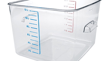 Containers for cooking with sous vide