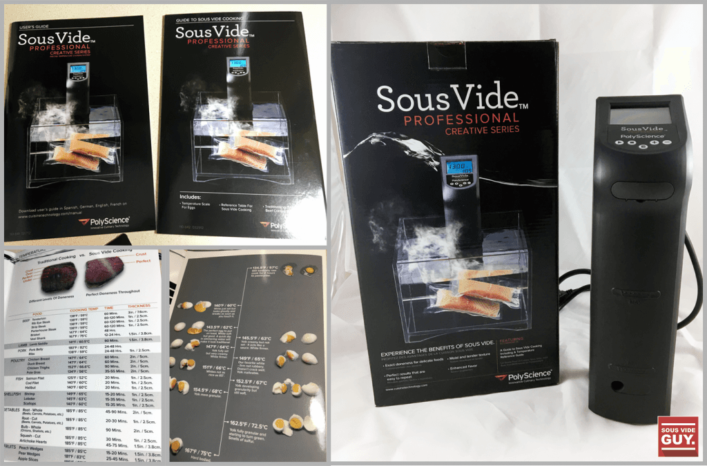 Unboxing the PolyScience CREATIVE Series