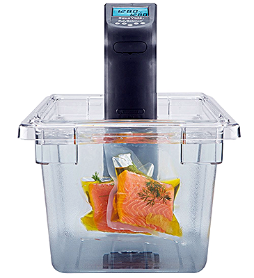 polyscience creative series review commercial quality for the home - Sous Vide Machine