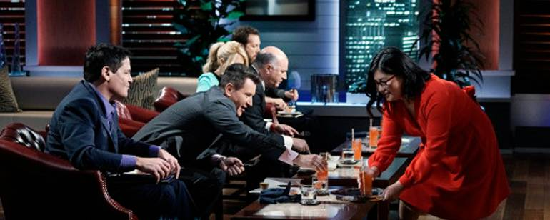 Lisa Fetterman on Shark Tank