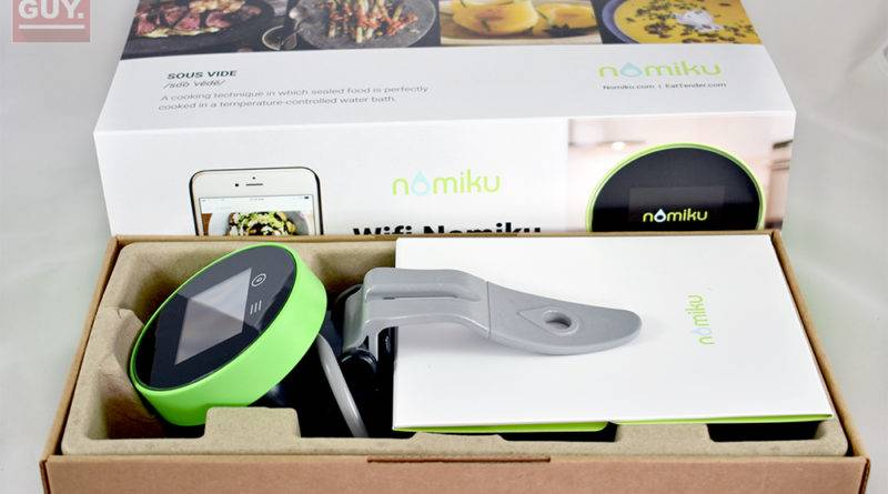 opening the Nomiku box