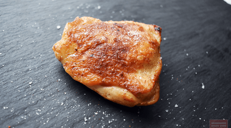 sous vide chicken thigh recipe