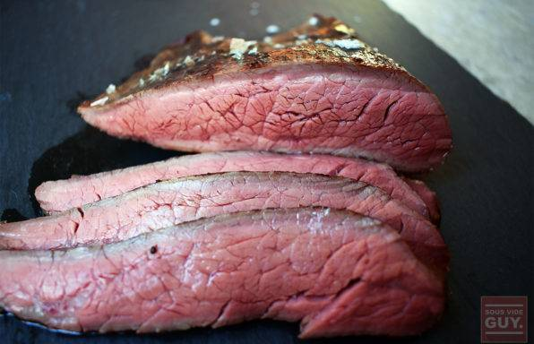 sous vide flank steak recipe