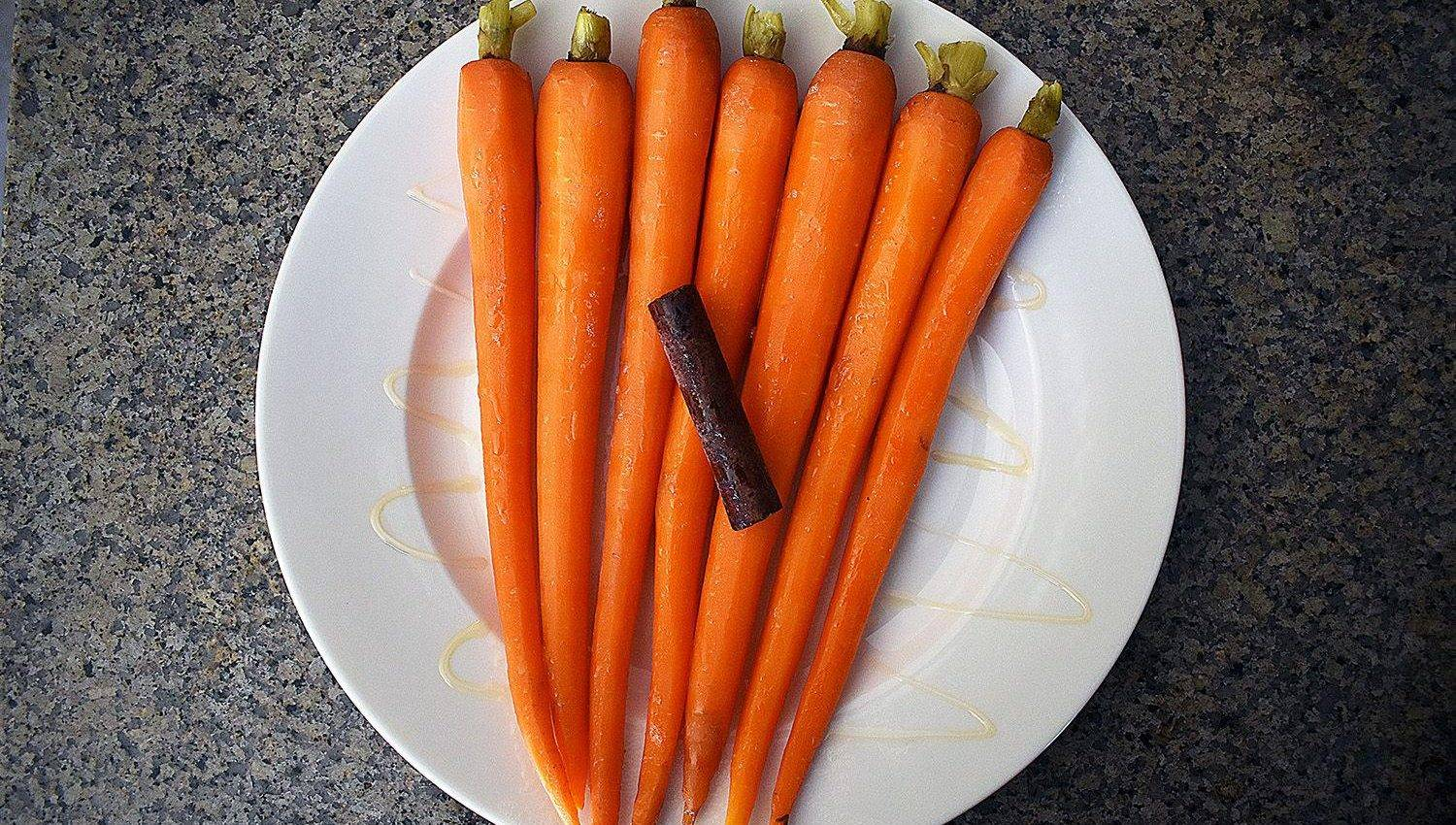 sous vide carrots recipe