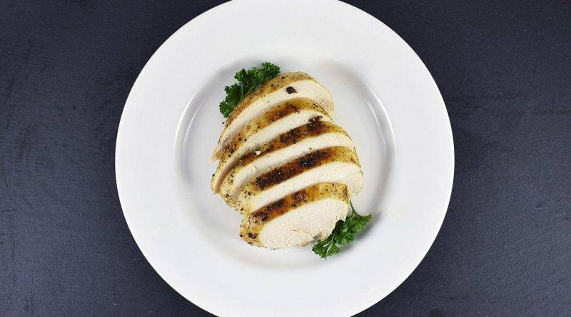 Sous vide chicken breast recipe