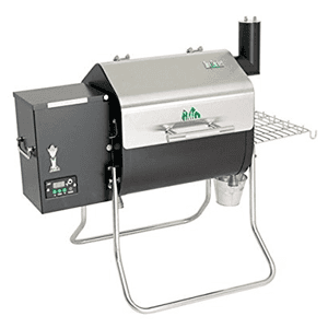 Green Mountain pellet smoker