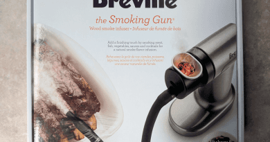 Breville Smoking Gun review