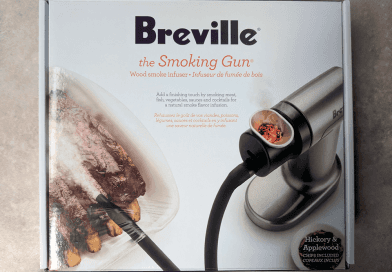 Breville Smoking Gun Review:  The Hand-Held Smoker that's Perfect for Sous Vide