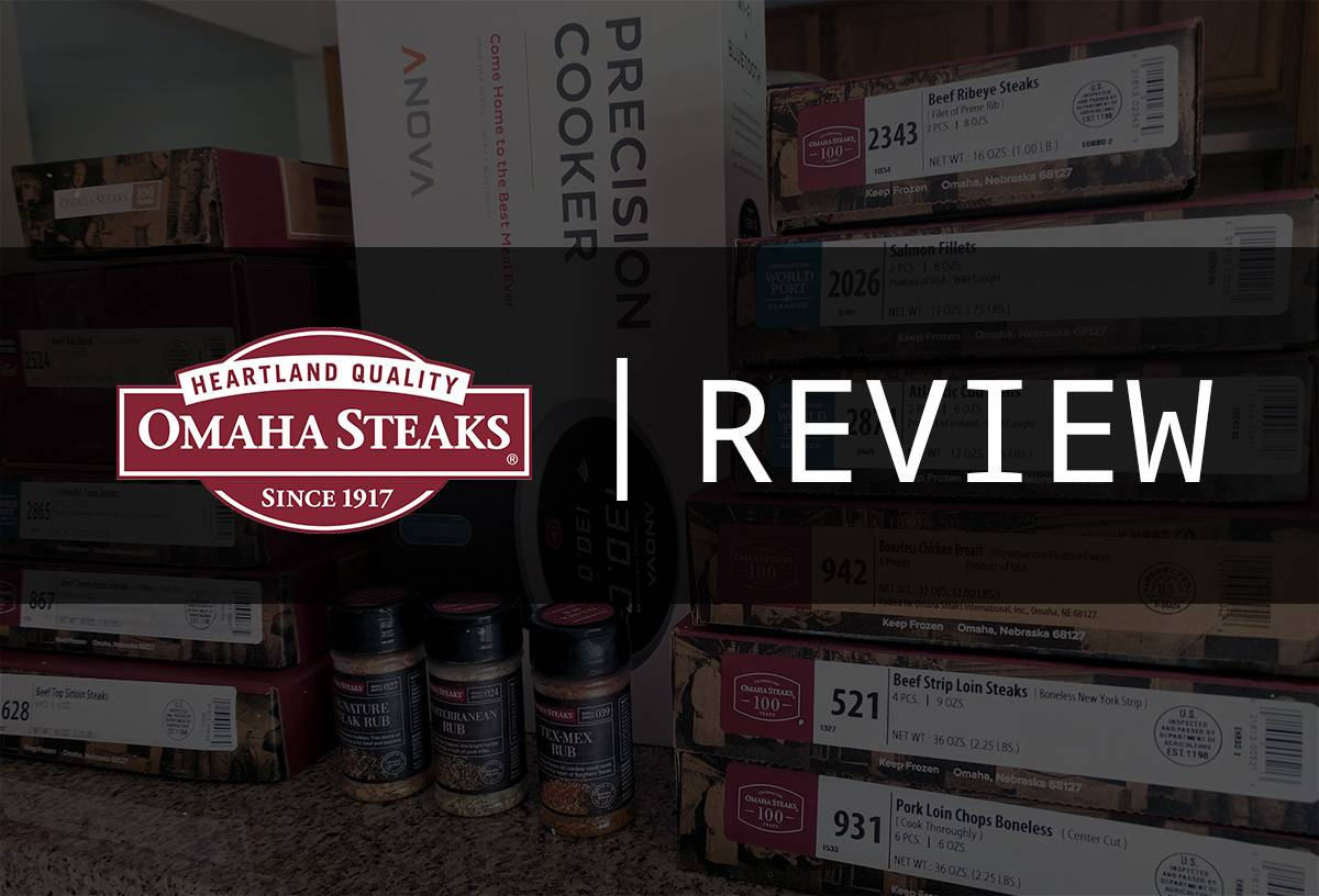 Omaha Steaks Review For 2017 The Century Old Steak