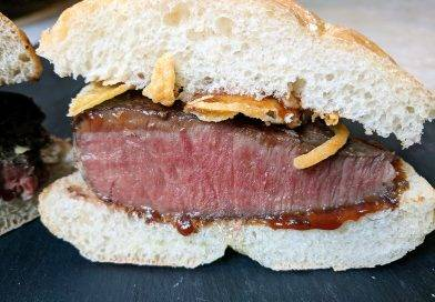 How to Make an Arby's Venison Sandwich