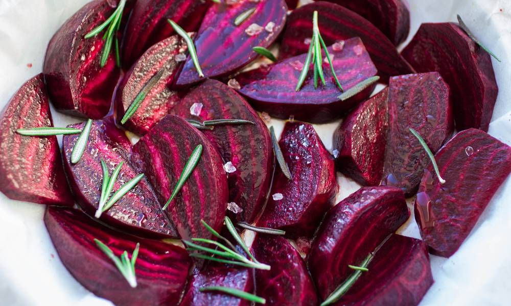 Even with minimal seasoning, sous vide beets make an amazing dish full of flavor.