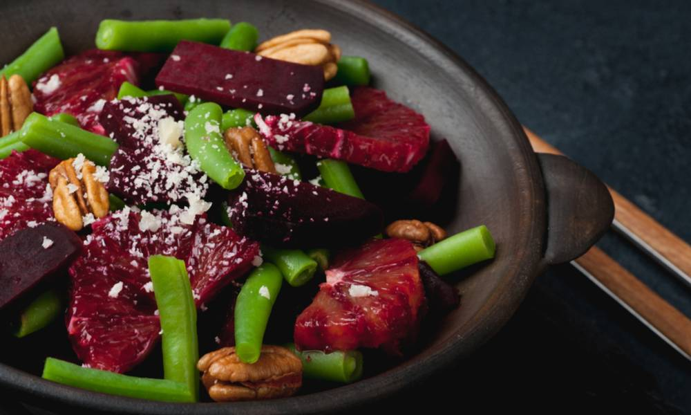 With the right recipe, sous vide beets can be the main ingredient of a restaurant-worthy dish.