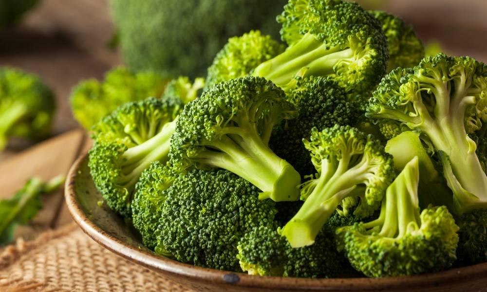 Preparing cauliflower or broccoli sous vide will preserve more vitamins than any other method of cooking.
