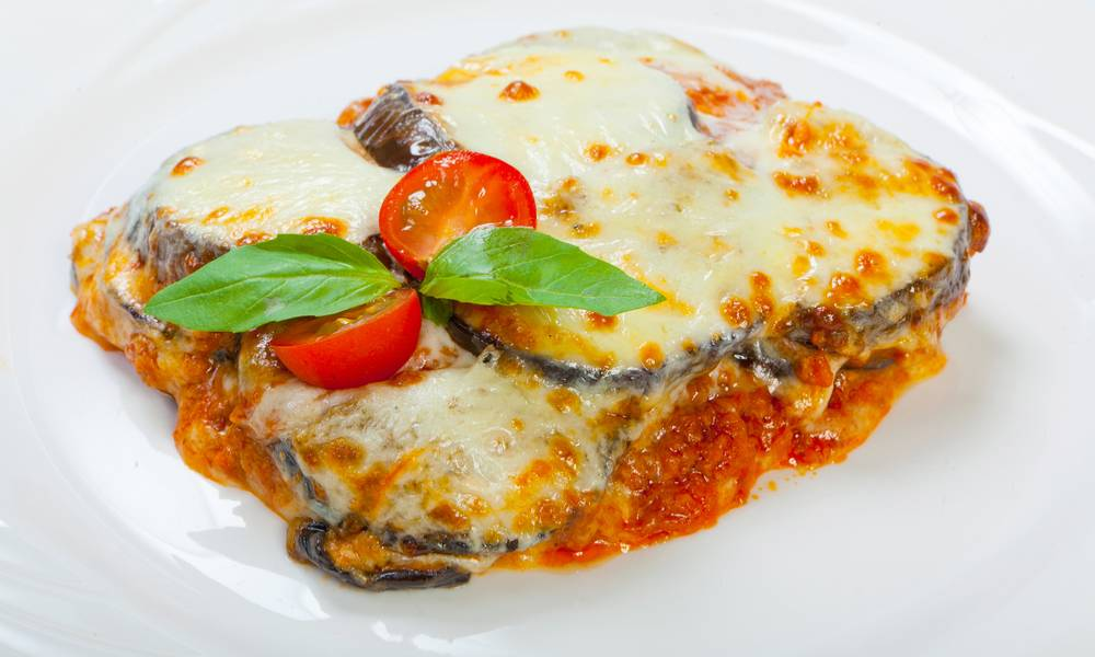 You can't go wrong with this Italian dish- Sous Vide Eggplant Parmigiana will impress any guest!