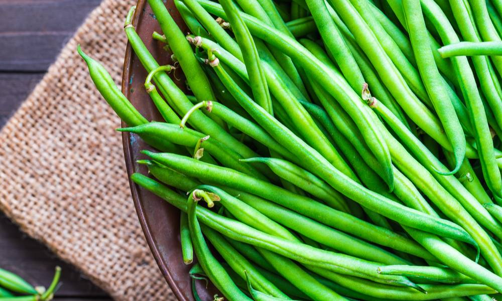 Green beans prepared sous vide keep all their nutrients, melt in your mouth and have a mouthwatering flavor.
