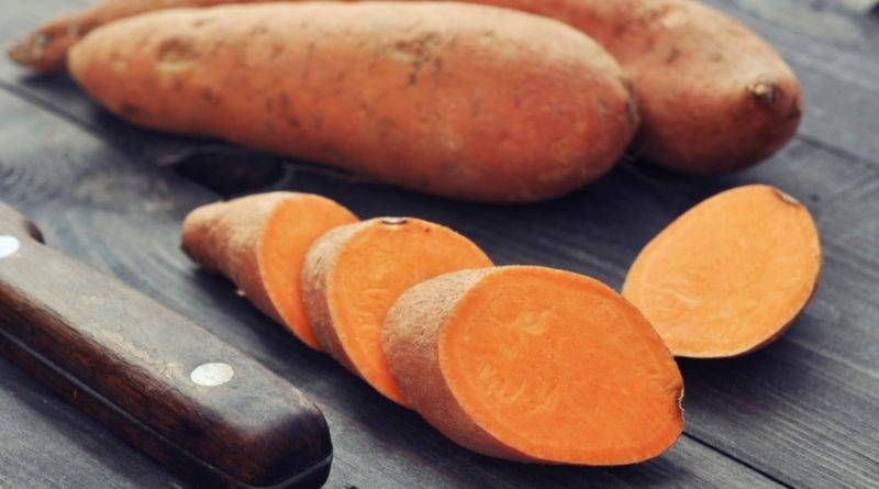 When cooked sous vide, sweet potatoes turn out heavenly sweet, mouth-melting tender and full of flavor.