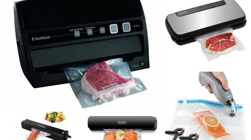 Sous Vide Guy has got your back with five vacuum sealers for budget sous vide!