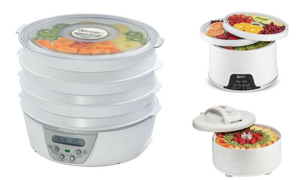 These are some of the best dehydrators available on the market- and they're affordable to boot.