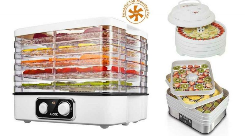 These food dehydrators for beginners are perfectly optimized to ensure you can get the best results with minimal hassle.
