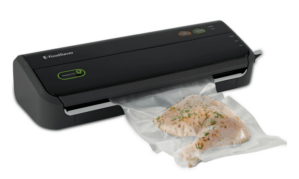 FoodSaver Vacuum Sealer FM2000-FFP System is an all-around overachiever.