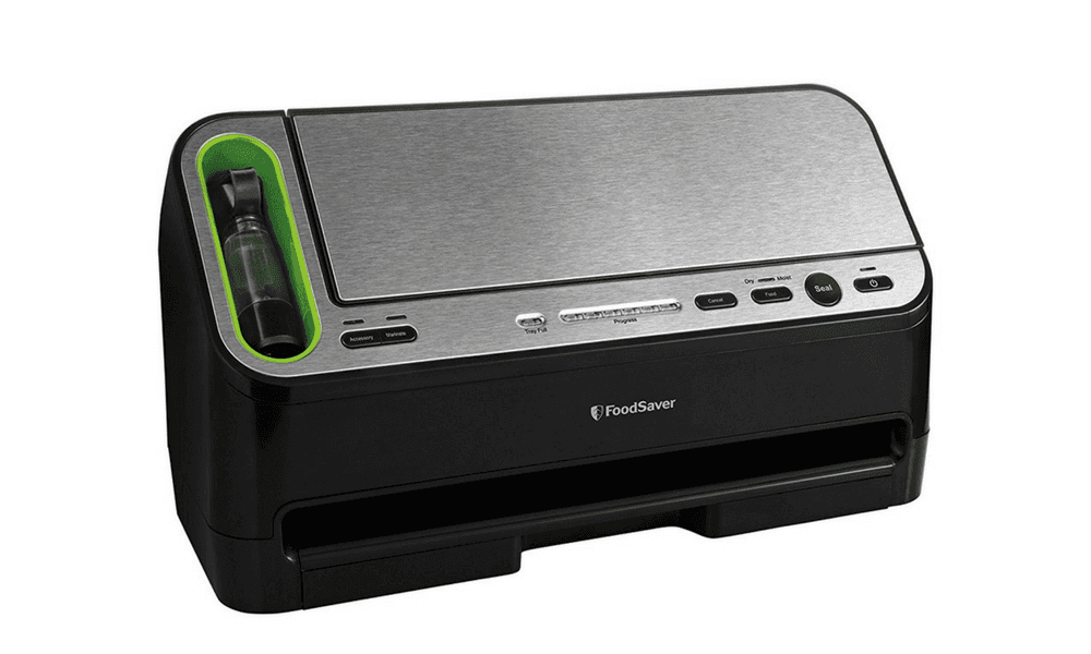 When it comes to high-end vacuum sealers, the versatile FoodSaver Vacuum Sealer V4440 ranks at the very top.
