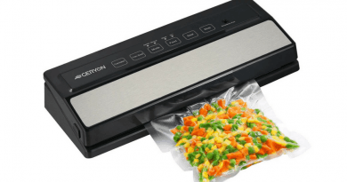 Geryon Vacuum Sealer is a budget-friendly overachiever that will make sous vide cooking experience even better.