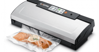 If you want a vacuum sealer that performs great but won't make a big dent in your budget, choose Gourmia GVS435.