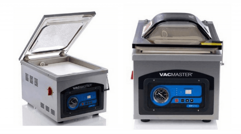 VacMaster VP215 Chamber Vacuum Sealer is a perfect choice for people who do a lot of sous vide cooking, and need to vacuum big batches of foods at once