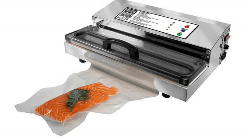 The Weston Pro-2300 is a commercial grade vacuum sealer that will impress even in a professional setting.