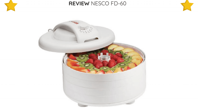 If you want reliable performance, fast results, and a reasonable price, choose the NESCO FD-60.