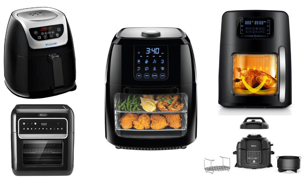 Combining air fryers with dehydrators into a single kitchen appliance is the best option yet!