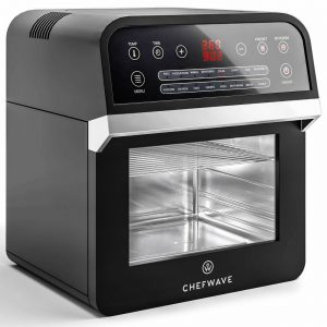 The Professional Choice: ChefWave 12 qt Oven