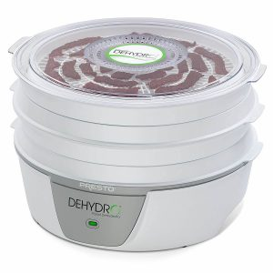 Top 7 Father's Day Gifts for Dads Who Love Jerky: Presto 06300 Dehydro Electric Food Dehydrator