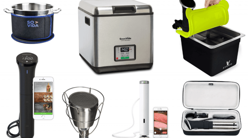 we've prepared 10 best sous vide gifts for this Father's Day. Read on to choose the best one for your loved one!