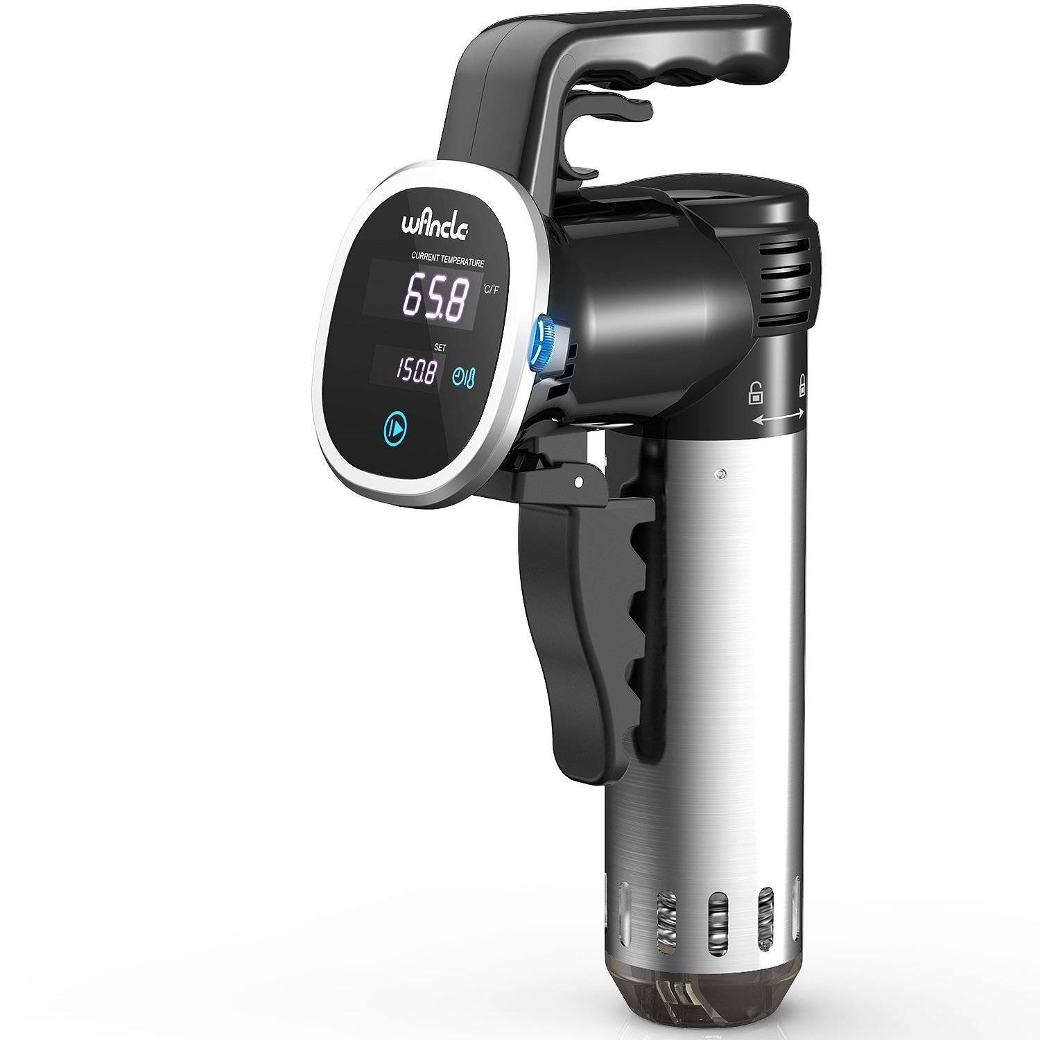 Independence Day Sale: Wancle SVC001 Sous Vide Cooker