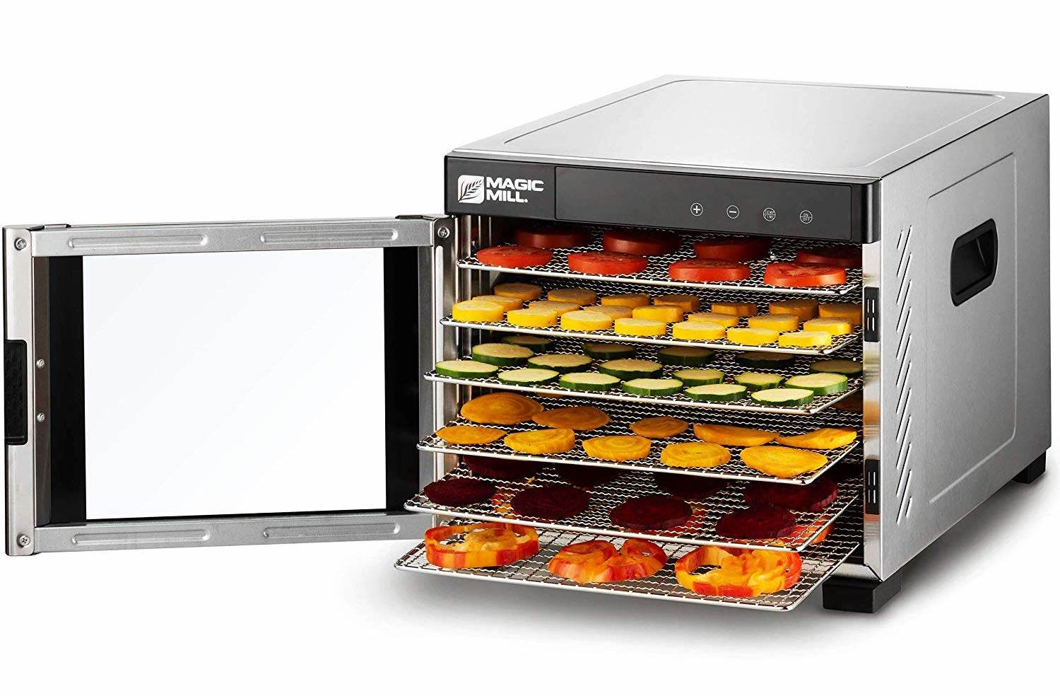 Magic Mill Commercial Shelf-Style Dehydrator