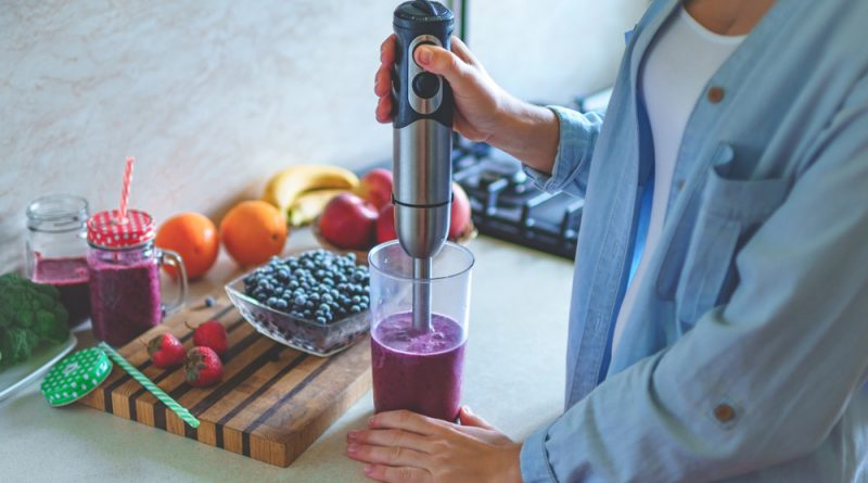 It's quick to assemble, easy to clean, and take up zero counterspace in your kitchen. Here are our picks for the best hand blenders.