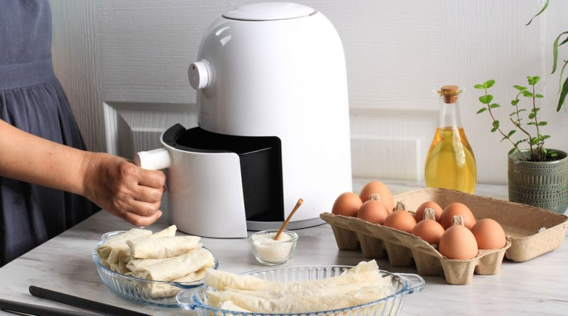 Here are our picks for the best air fryer cookbooks.