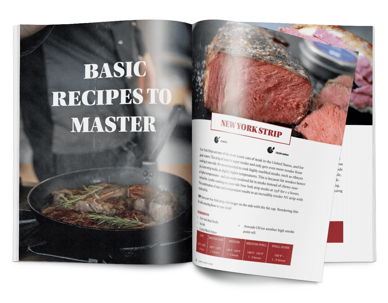 recipes from the book