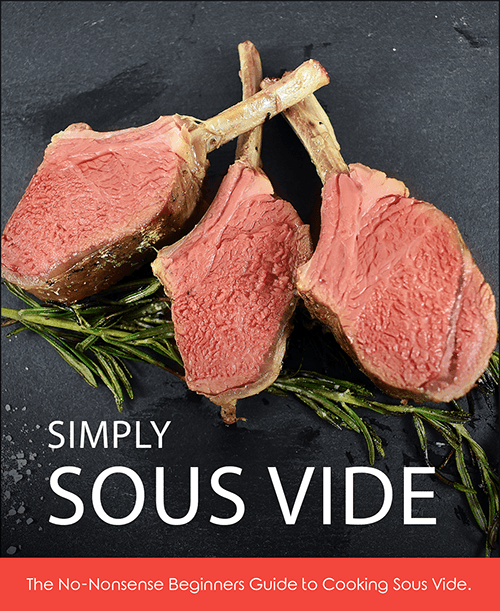 Simply Sous Vide cookbook